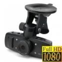 Авто видеорегистратор с  разрешением 1920*1080 (FullHD)