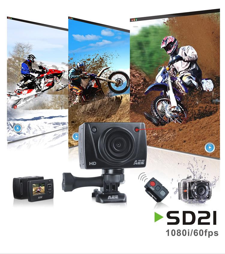 Видеорегистратор Magicam SD21