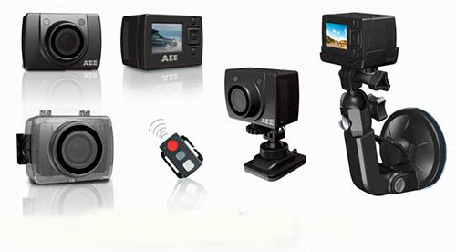 Варианты установки видеорегистратора Magicam SD21