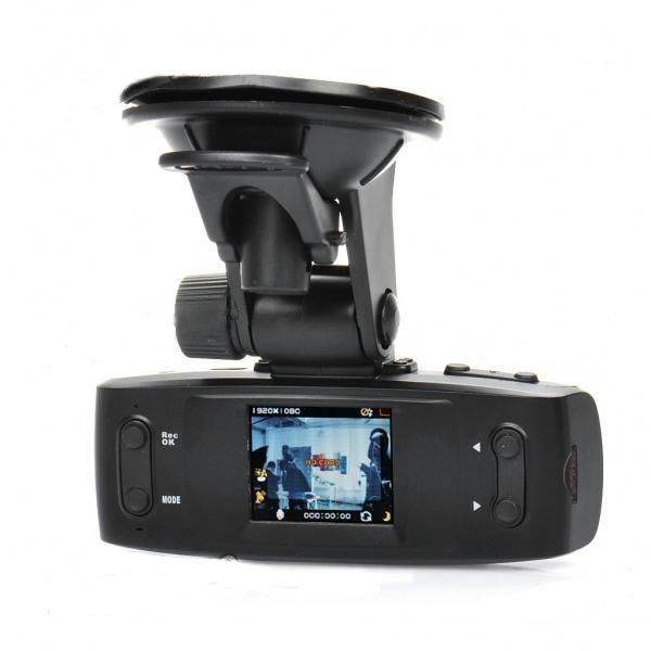 Видеорегистратор Tenex DVR–510 FHD (экран)